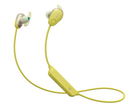 Sony WISP600NY In-ear Sports Noise Cancelling Headphones Yellow