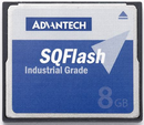 Advantech SQFlash SLC Compact Flash 16GB Wide-temp -40 - 85