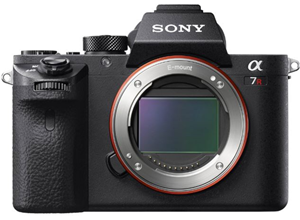 Sony Alpha A7R II 42.4MP Full Frame M/less E Mt Body Only