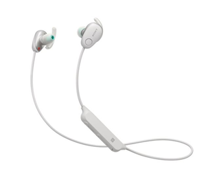 Sony WISP600NW In-ear Sports Noise Cancelling Headphones White
