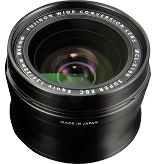 Fujifilm WCLX100 Wide Conversion Lens For X100/S Black