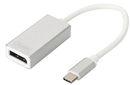 Digitus USB Type-C (M) to DisplayPort (F) Adapter Cable .2m