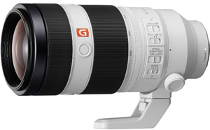 Sony SEL100400GM FE 100-400mm F4.5-5.6 GM OSS FF E Mount Lens