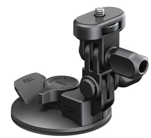 Sony VCTSCM1 Action Cam Suction Cup Mount
