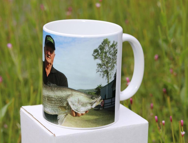 11 oz Photo Mug with box