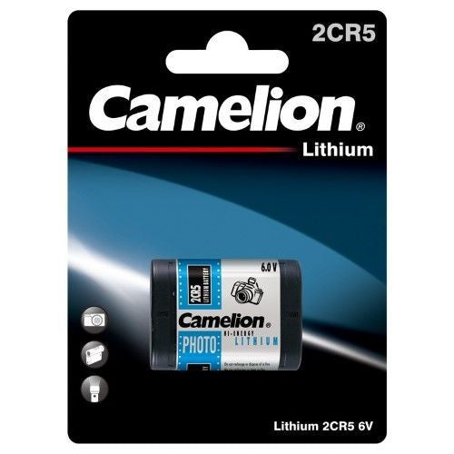 Camelion 2Cr5 6V Lithium Photo 1Pk