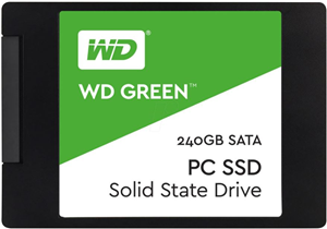 "WD Green SATA3 3D 2.5"" SSD 240GB"