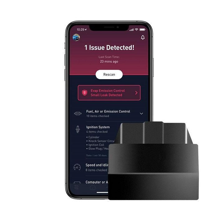 Zus Vehicle Health Monitor