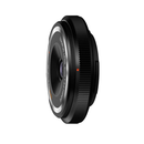Olympus 9mm Fisheye Body Cap Micro Four Thirds Lens Black