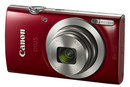 Canon IXUS 185 20.0MP 8x Zoom Digital Camera Red
