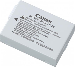 Canon LPE8 Battery Pack