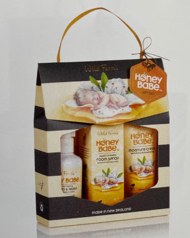 Honey Baby Pack