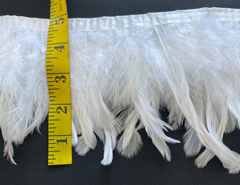 White Cogue Feathers