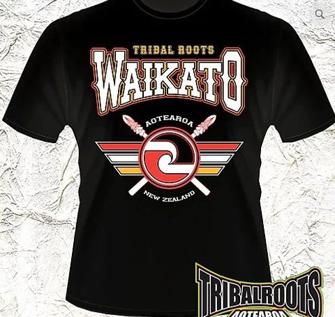 Tribal Roots Waikato T-Shirt