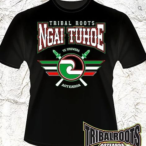Tribal Roots Ngai Tuhoe T-Shirt