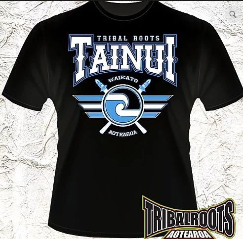 Tribal Roots Tainui T-Shirt