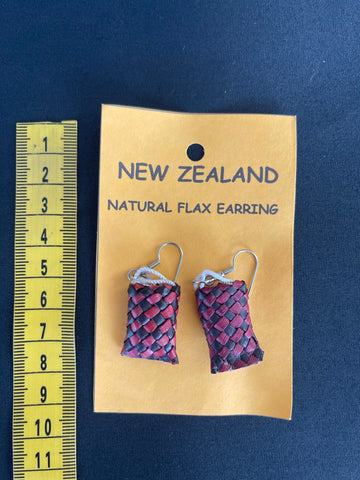 Hand Weaved Earrings