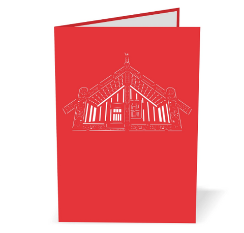 The Marae Popup Card