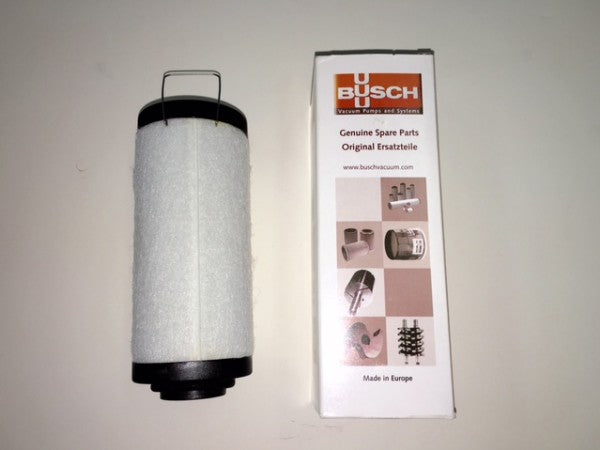 Busch Exhaust Filter KB0010 and KB0016 - 0.75HP Pumps