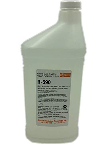 Busch Vacuum Pump Oil R-590 - 30 weight