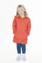 Load image into Gallery viewer, Jacket girl quilted JK 128