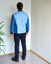 Load image into Gallery viewer, Jacket mens denim bomber jacket JK 306