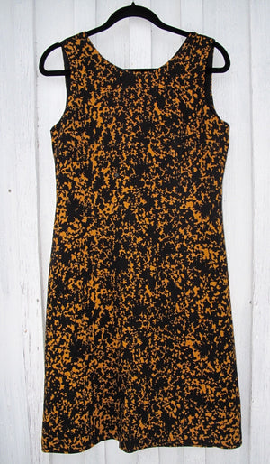 Dress daisy DR 116 cork print
