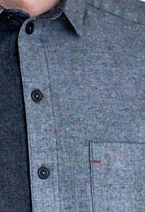Shirt mens square S 300