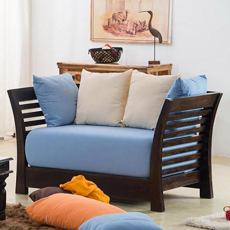 Solid Wood 2 Seater Sofas