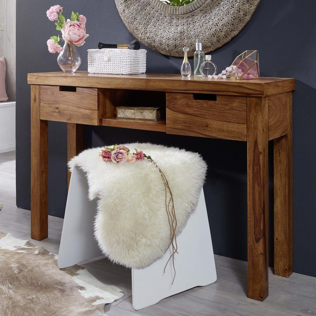 Solid Wood Charlie Console Table