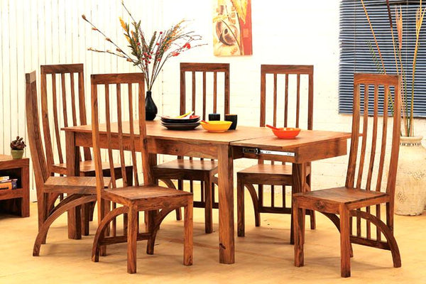 Solid Wood Durban Extendeable Dining Set