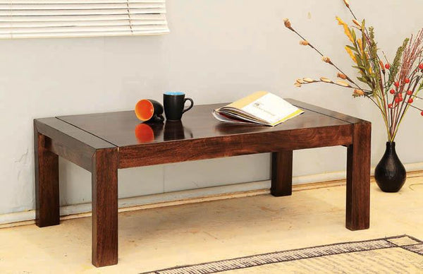 Solid Wood Cubex Coffee Table