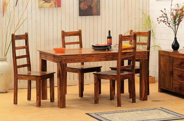 Solid Wood Jodhpur Dining Set