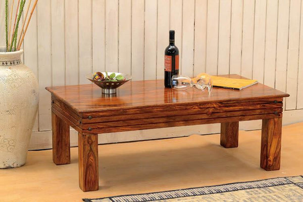 Solid Wood Jodhpur Coffee Table