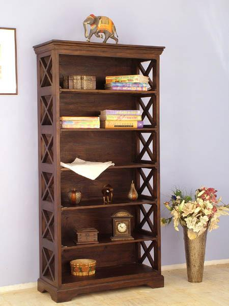 Solid Wood Jaipur Bookcase