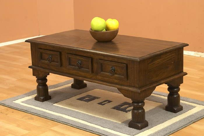 Jaipur Drawer Coffee Table