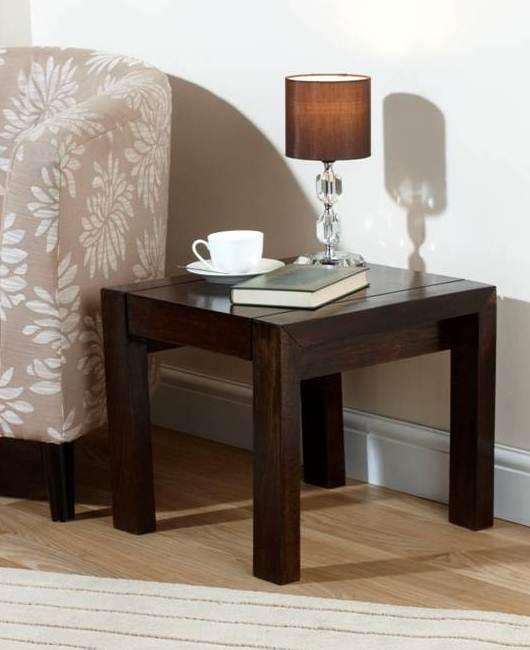 Cubex Lamp Table