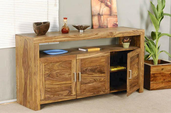 Solid Wood Capital Sideboard