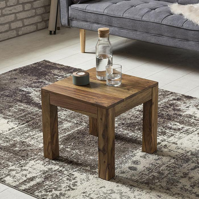 Solid Wood Durban Lamp Table