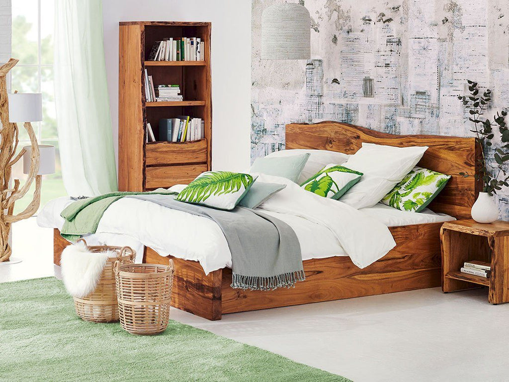 Solid Wood INDIANA Live Bed