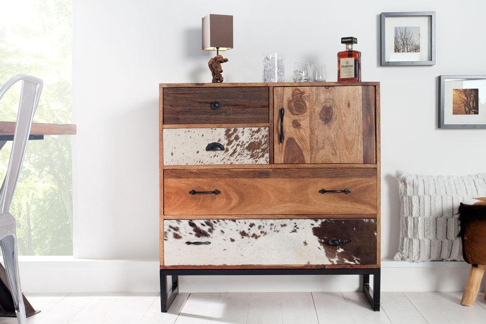 Solid Wood Wildress Sideboard