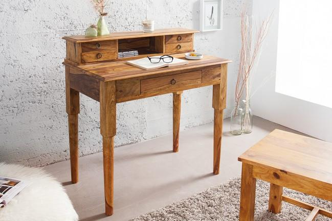 Buy Solid Wood Jaipur Writing Study Table Online New