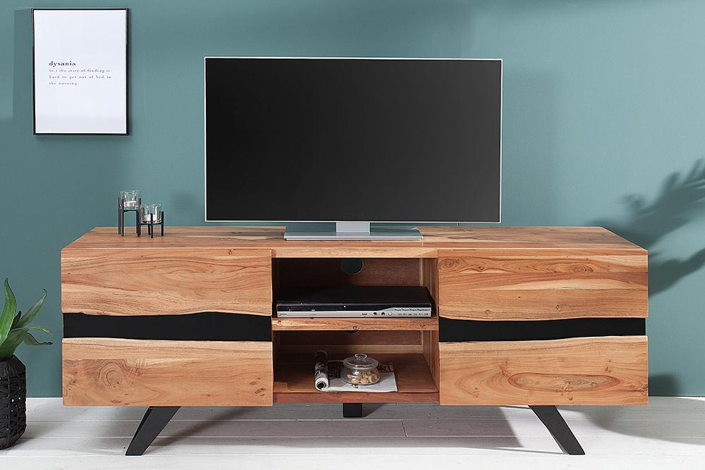 Solid Wood INDIANA Nile Tv Unit