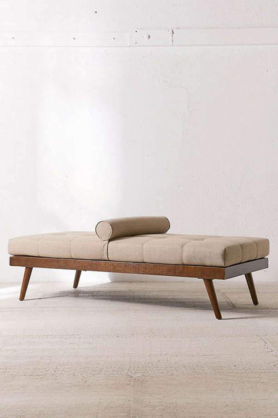 Solid Wood EVA Deewan Sofa Bed