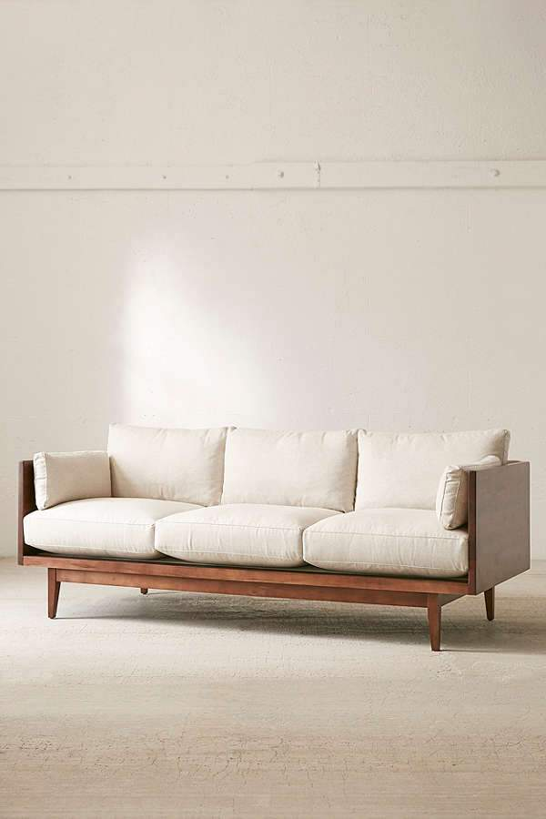 Solid Wood Eva Sofa
