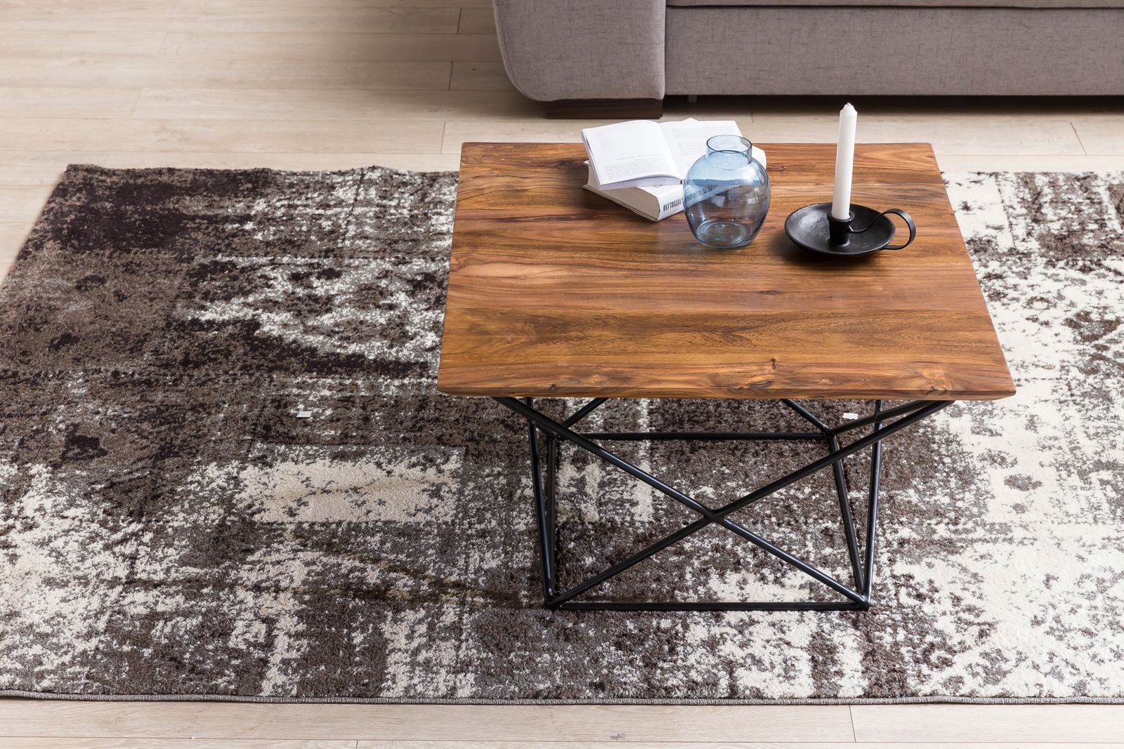 Buy Solid Wood Indiana Oct Coffee Table Online New