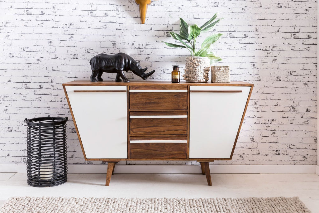 Solid Wood Ellen Sideboard