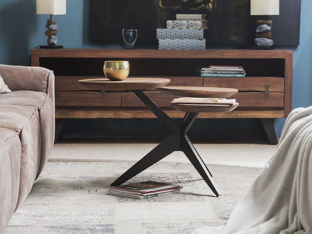 Solid Wood INDIANA UpTown Coffee Table