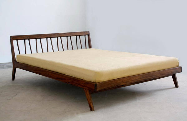 Solid Wood Eva Bed