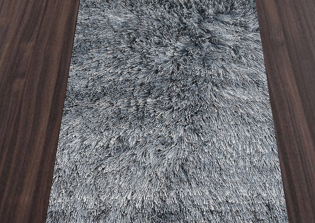 Cicero Grey Table Tufted Carpet with Latex Backing